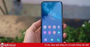 Vivo Apex 2019 về Việt Nam, thiết kế nguyên khối, không lỗ cắm, không loa, không phím bấm, màn hình tràn viền