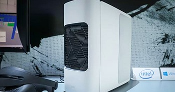Acer ConceptD 500: Nhìn tưởng máy pha cà phê nhưng lại là PC cấu hình khủng