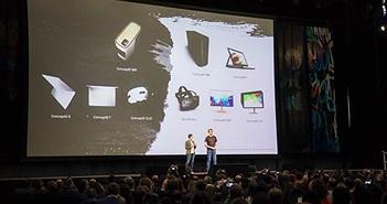 Toàn cảnh Next@Acer 2019: gaming, ConceptD và hàng loạt sản phẩm mới