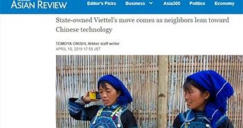 Nhà mạng Viettel phủ nhận cáo buộc sử dụng thiết bị mạng 4G Trung Quốc