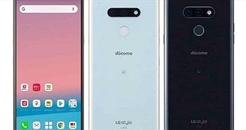 """Ra mắt LG Style 3 với cấu hình khoẻ, giá """"ngọt"""""""