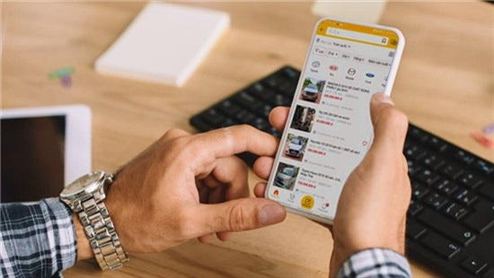 Mua bán xe trực tuyến sẽ là thị trường béo bở?