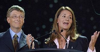 Bill Gates từng được mẹ khuyến khích làm từ thiện