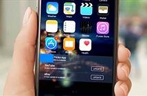 Mời xem video ý tưởng iOS 10 với shortcut ngoài homescreen, notification màu, giao diện đa nhiệm mới