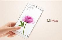 Xiaomi Mi Max cấu hình mạnh, giá ổn trình làng