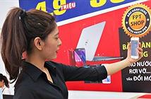 FPT Shop: iPhone SE vàng hồng 16GB hút khách