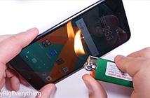 """HTC 10 sống sót sau khi bị """"tra tấn tàn khốc"""""""