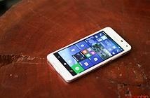 Lumia 650: thiết kế đẹp, camera tốt, hiệu năng trung bình