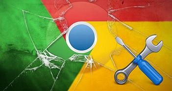 Hướng dẫn khắc phục các lỗi cơ bản trên Google Chrome