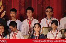 757 học sinh đoạt Huy chương Vàng thi giải Toán, Vật lý trên Internet năm học 2016-2017