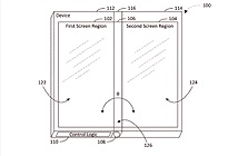 Lộ bằng sáng chế smartphone màn hình gập có ba màn hình của Microsoft