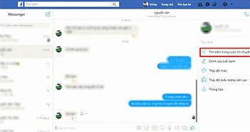 Cách tìm lại nội dung cũ trên messenger chỉ trong vòng 1 nốt nhạc