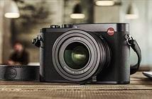 Leica Q, máy ảnh số Full Frame khẩu lớn