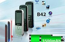 Điện thoại kiêm sạc dự phòng khủng, giá tốt nhất thị trường