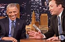 Obama chê điện thoại do Nhà Trắng trang bị
