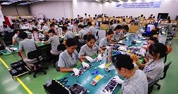 Samsung Việt Nam tuyển dụng 2.300 sinh viên CNTT từ đầu năm 2017