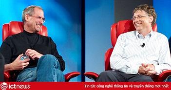 """Steve Jobs và Bill Gates đã """"dỗi"""" khi đọc những bài chê bai mình như thế nào?"""