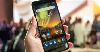 Nokia 6.1 RAM 4GB âm thầm ra mắt, giá 8,1 triệu đồng