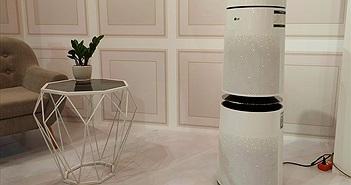 LG giới thiệu loạt giải pháp điều hòa và thanh lọc không khí tại Việt Nam