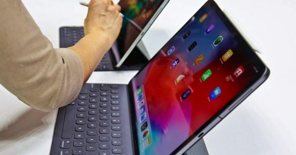 Với iPadOS, bút Apple Pencil dư sức giúp iPad thay thế máy tính xách tay