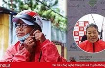 Cụ bà 73 tuổi chạy xe ôm công nghệ để nuôi cháu ở Sài Gòn: Nhiều khi buồn tủi lắm, dính mưa là về bệnh nằm luôn...
