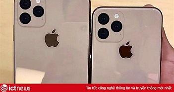 """iPhone XI lộ hoàn toàn ảnh mẫu, bị """"dìm hàng"""" tận đáy không ngoi lên nổi"""