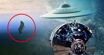 """""""Sốc"""" lộ ảnh người ngoài hành tinh từ tàu Apollo 10?"""