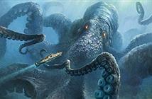 Quái vật Kraken có thật?