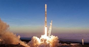 SpaceX dùng gì để đưa các phi hành gia lên trạm vũ trụ?