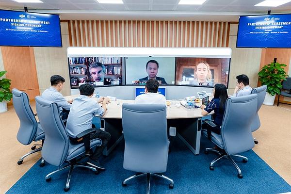 FPT hợp tác chiến lược với Mila - Viện nghiên cứu Trí tuệ nhân tạo hàng đầu thế giới