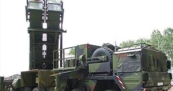 Tên lửa Patriot đặt tại Đức bị hack
