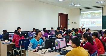 Học sinh Đà Nẵng có cơ hội trở thành lập trình viên nhí