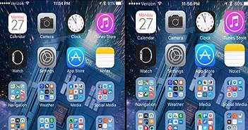 Cách tăng kích thước text và biểu tượng (icon) trên iPhone