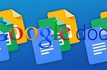 Hướng dẫn tạo dấu mũ trong Google Docs