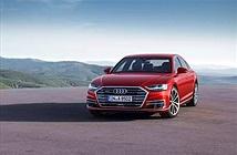 Audi A8: Mẫu sedan sang trọng tích hợp công nghệ tự lái