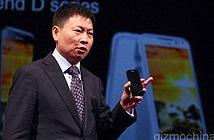 CEO Huawei tuyên bố đang phát triển bộ xử lí AI