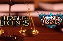 Riot kiện nhà phát triển Mobile Legends vì nhái Liên Minh Huyền Thoại