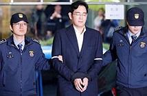 Đang ở tù, sếp Samsung bỏ lỡ đại hội anh tài thế giới