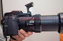 Nikon phá kỷ lục với máy ảnh zoom quang học lên tới 125x