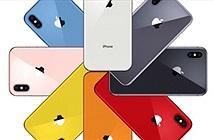 iPhone ngày càng đa sắc - không nâng cấp mới lạ