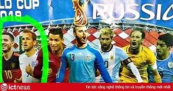"""Chết cười vì cộng đồng mạng lại tìm ra tờ lịch """"tiên tri"""" đoán đúng đội tuyển Anh về nước"""