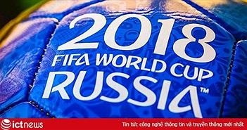 """""""Kèo"""" phụ thú vị của World Cup 2018 trước trận chung kết"""