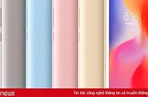 Xiaomi giới thiệu Redmi 6 và Redmi 6A tại Việt Nam, giá từ 2,2 triệu đồng