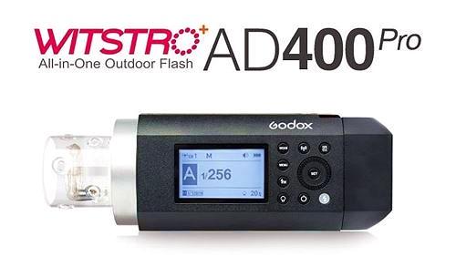 Godox chính thức ra mắt đèn AD400 PRO: lựa chọn hợp lí cho studio