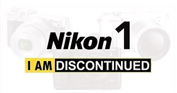 Nikon chính thức ngừng sản xuất dòng máy không gương lật Nikon 1