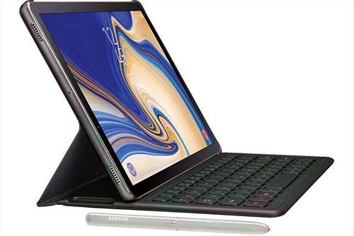 Samsung Tab S4 lộ ảnh render thiết kế cùng với phụ kiện