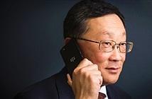 John Chen: Phần cứng BlackBerry vẫn có chỗ đứng riêng