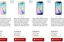 Samsung Galaxy S6 Edge Plus bất ngờ lộ giá bán trước giờ G