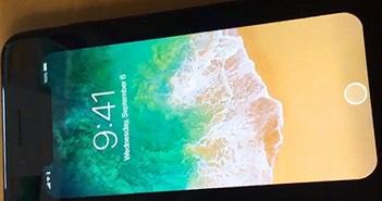 Video hoạt động phím Home được cho là trên iPhone 8