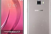 Galaxy C7 (2017) xuất hiện trên Geekbench với vi xử lý MediaTek
